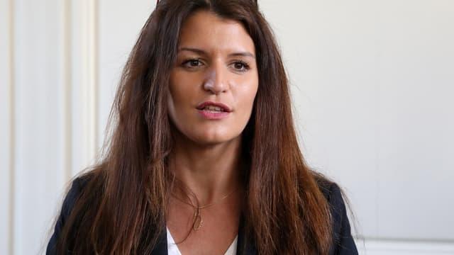 Marlène Schiappa, secrétaire d'État en charge de l'égalité femmes-hommes