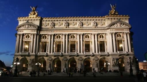 La marque Opéra de Paris a une valeur dont l'établissement entend tirer profit.