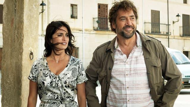 "Penélope Cruz et Javier Bardem dans ""Everybody Knows"""