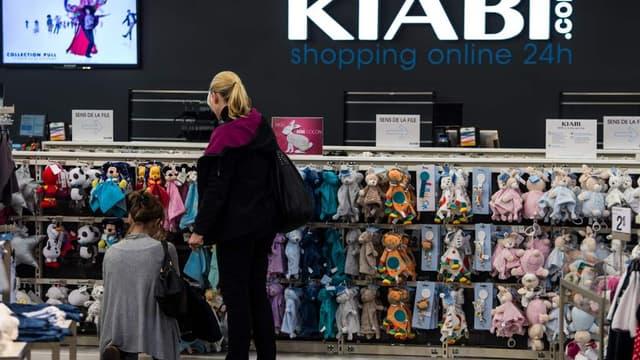 Kiabi va cibler les grandes villes telles que Paris, Lyon ou Toulouse