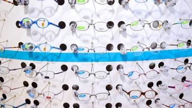 La mesure de l'écart pupillaire était auparavant fait dans les boutiques des opticiens