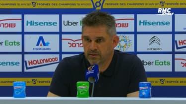 """Lille 1-0 PSG : Gourvennec """"partage ce titre avec Galtier"""" son prédécesseur"""