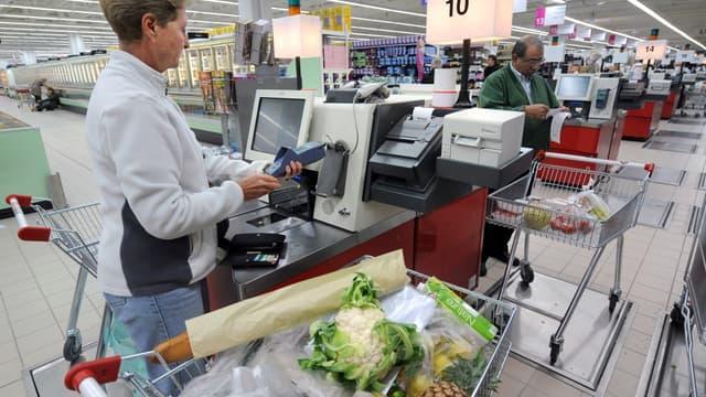 En 30 ans, le budget consacré à l'alimentation a reculé.