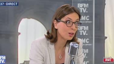 Amélie de Montchalin était l'invité de BFMTV-RMC.