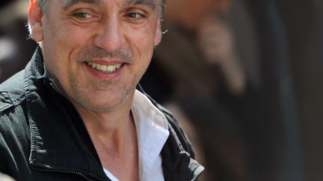 Philippe Poutou, le 1er mai 2011.