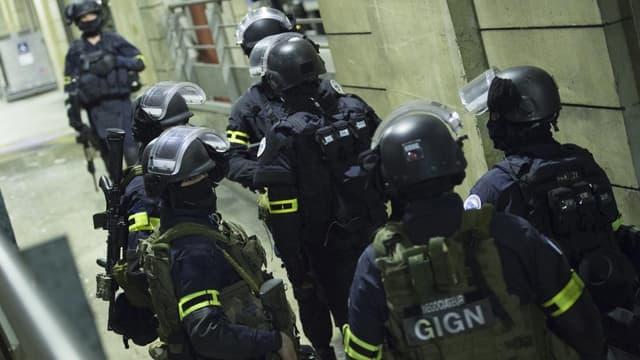 Le GIGN (Photo d'illustration).