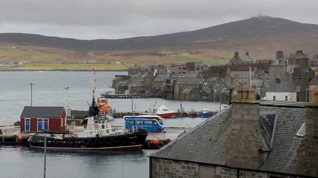 Les îles Shetland développent de plus en plus les énergies renouvelables.