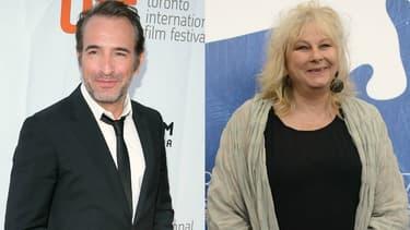 """Jean Dujardin et Yolande Moreau seront réunis dans """"I Feel Good"""""""