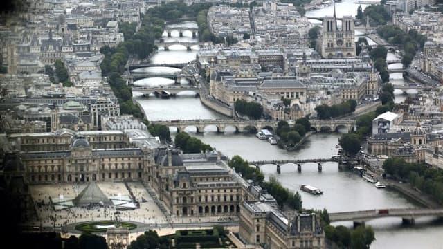 Le prix moyen de location sur Airbnb à Paris varie en fonction des saisons