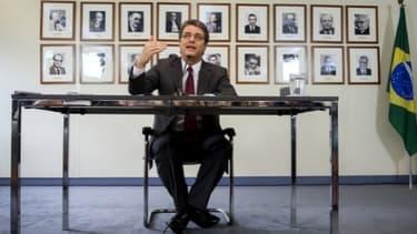 Roberto Azevedo a fait ses classes aux Affaires étrangères brésiliennes.
