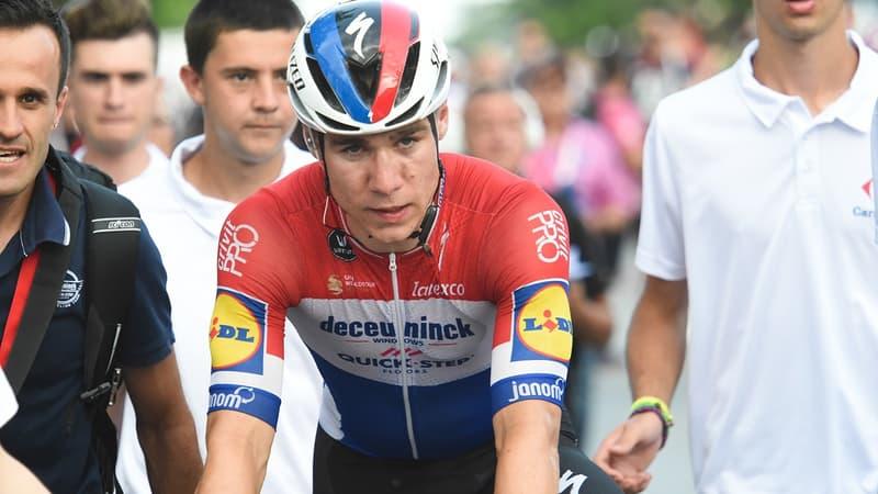 Cyclisme: six mois après sa terrible chute, Jakobsen à nouveau opéré au visage