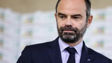 Edouard Philippe. - Thomas Samson - AFP