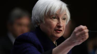Janet Yellen va bientôt quitter ses fonctions de patronne de la Fed.