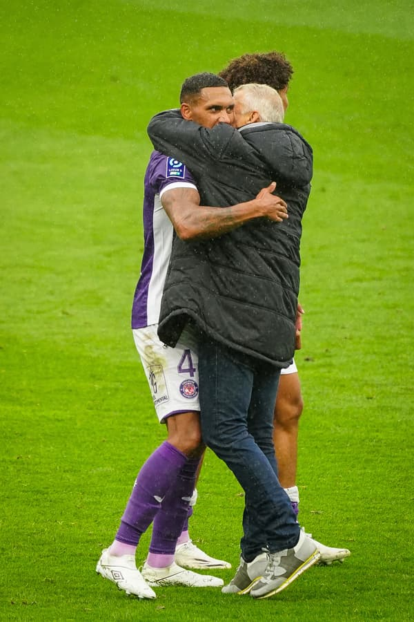 Patrice Garande et Ruben Gabrielsen