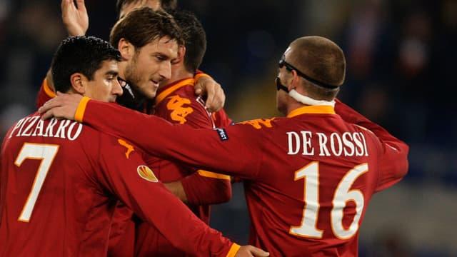 Francesco Totti jouera à l'AS Roma jusqu'à 40 ans