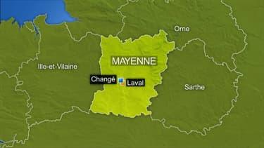 Un accident de car a eu lieu ce jeudi 16 septembre à Changé en Mayenne.