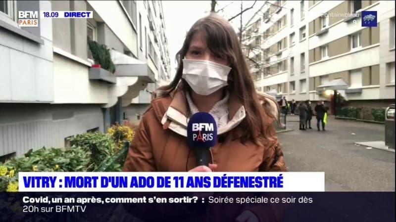 Vitry-sur-Seine: un adolescent de 11 ans se défenestre après avoir été puni pour harcèlement
