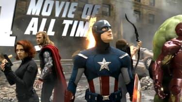 Le film Avengers a rapporté environ 1,5 milliard de dollars à Disney.