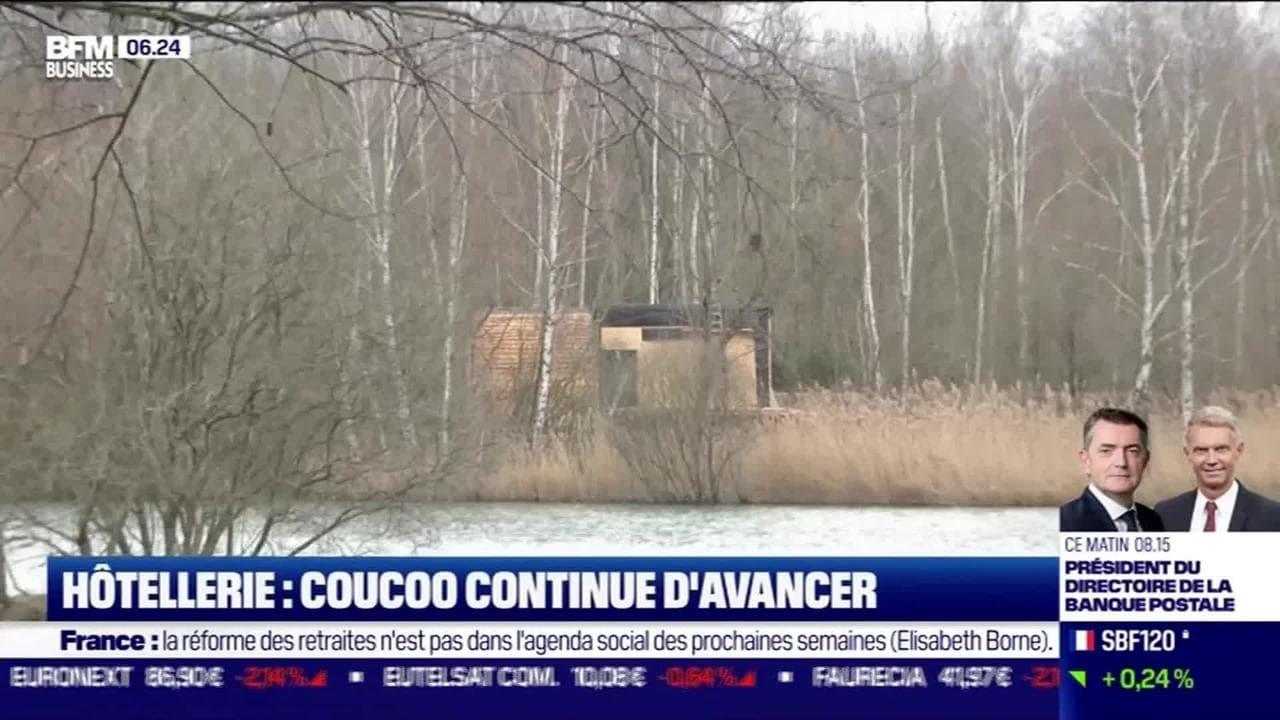 La France qui résiste : Hôtellerie, Coucoo continue d'avancer par Justine Vassogne - 03/03