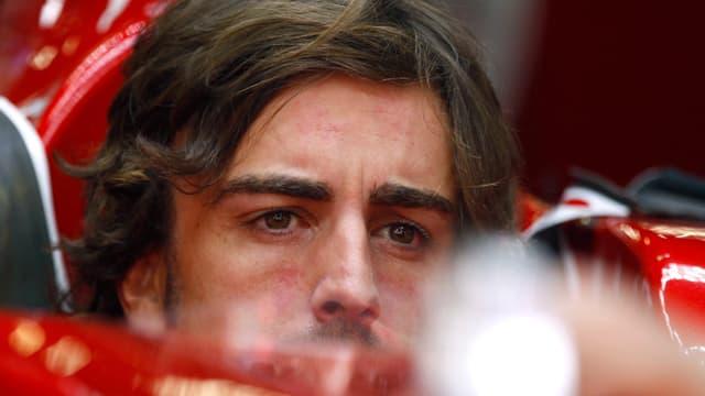 Fernando Alonso se veut plutôt confiant avant le GP de Grande-Bretagne.