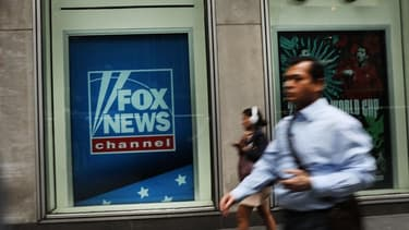 Le siège de la chaîne Fox News (ILLUSTRATION)