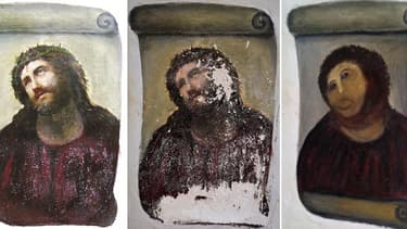 droit d'image sur la pire peinture