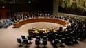 C'est au siège de l'ONU, à New York, qu'a été votée la résolution du Conseil de sécurité sur les armes chimiques en Syrie.