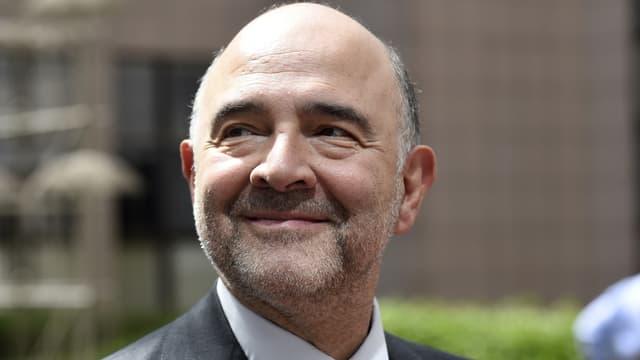 Pierre Moscovici va se marier le 13 juin.