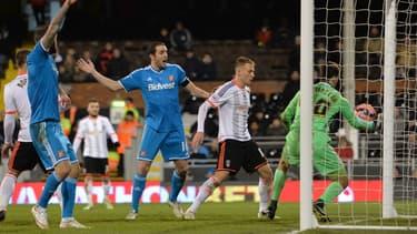 La Goal line technology est déjà mise en place en Angleterre depuis un an.
