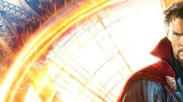 "Benedict Cumberbatch dans la peau de ""Doctor Strange"""