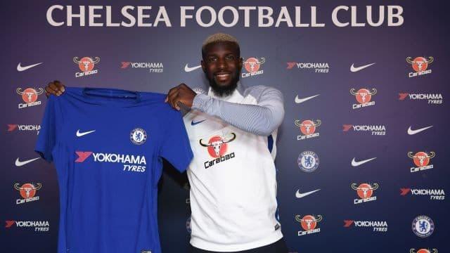 Bakayoko à Chelsea