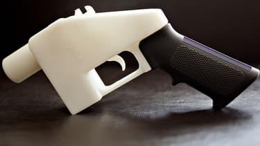 Le Liberator, le pistolet en plastique de Cody Wilson.