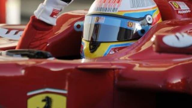 Fernando Alonso reste sur trois bons résultats.