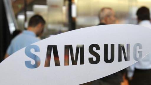 Samsung veut conforter sa place de leader sur le marché des smartphones.