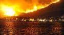 En Croatie, les flammes menacent la deuxième ville du pays.