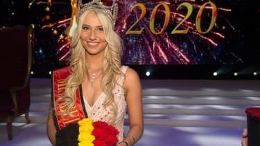 La nouvelle Miss Belgique, Celine Van Ouytsel