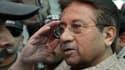 Pervez Musharraf, le 20 avril 2013.