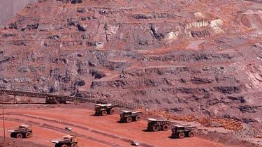 Mines (Reuters)