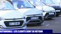 Les clients ont retrouvé le chemin des concessions automobiles depuis le 11 mai.