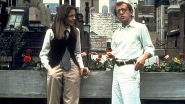 """Diane Keaton et Woody Allen dans """"Annie Hall"""" (1977)"""
