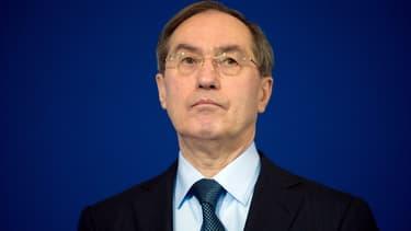 Claude Guéant, l'ancien ministre de l'Intérieur et conseiller spécial de Nicolas Sarkozy.