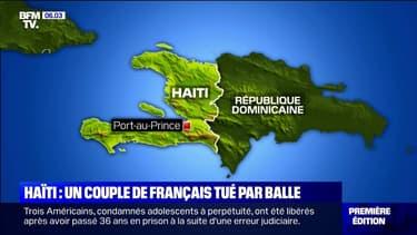 Un couple de français tué par balle en Haïti