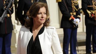 Valérie Trierweiler est en visite pour 48 heures au Mali, sans François Hollande.