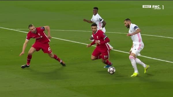 L'action sublime de Benzema