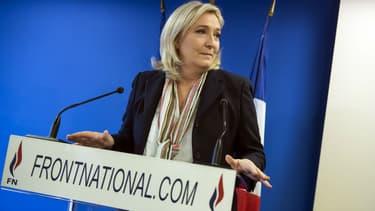 Les fonctionnaires et notamment la police et l'armée votent de plus en plus pour le parti de Marine Le Pen.