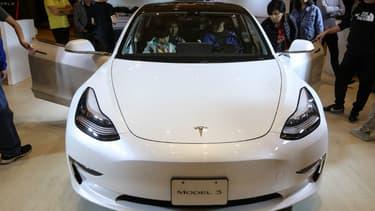 Tesla améliore encore ses véhicules via des mises à jour.