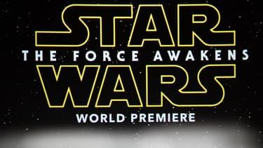 L'avant-première de Star Wars 7 à Hollywood, le 14 décembre 2015.