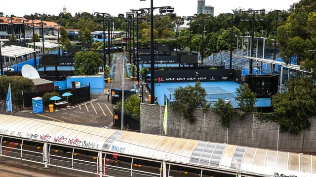 Tennis en Australie