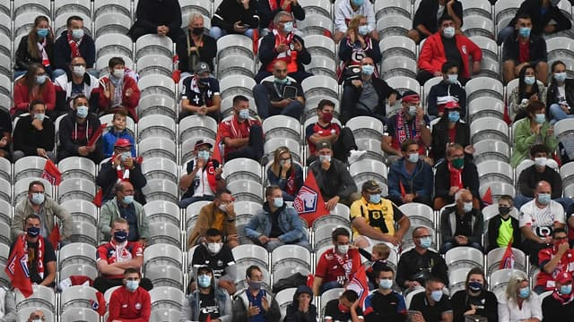 Le retour du public dans les stades est attendu à partir du 19 mai