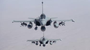L'Armée de l'Air et la Marine disposent de 110 appareils actuellement